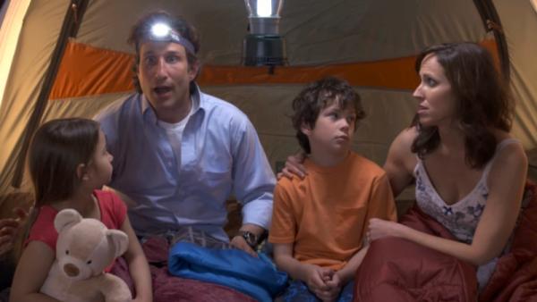 "Pocono Mountains Visitors Bureau ""Camping"""