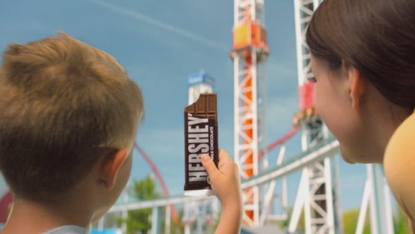 "Cornerstone Pictures: Hersheypark ""Triple Tower"""