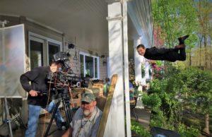 Ninja Rigging for Utz TV Spot