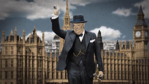 "History Channel ""Churchill"""