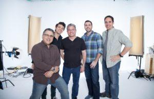 Steve Cipollone, Dean Tatulli, Alberto Santiago, Jon Koengetter, & Jack Wrenn