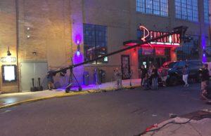Exterior Jib shot at The Fillmore Philadelphia
