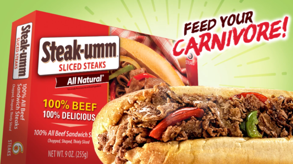 "Steak-umm ""Smart Food"""