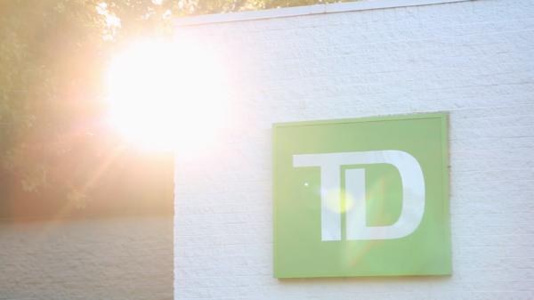 """TD Bank """"Anthem"""""""