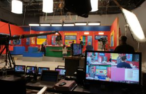 On the Set of PBS Kids Sprout's Noodle and Doodle Show
